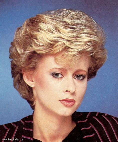 Short Hairstyles From The 80'S   80s short hairstyles for