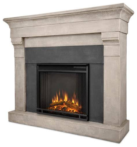 marble electric fireplaces torrence cast cinder electric firebox mantel