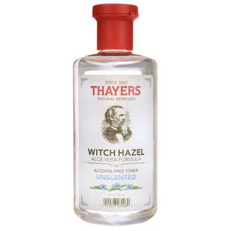 Wardah Nature Daily Moisturizer Gel Witch Hazel thayers remedies witch hazel unscented free 12 fl oz 355 ml liquid swanson