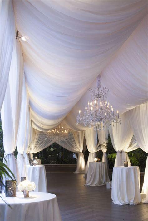 wedding tent draping best 25 wedding draping ideas on pinterest drapery