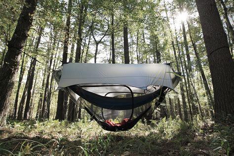 Nube Hammock Shelter by Nube Stratos Hammock Shelter Hiconsumption