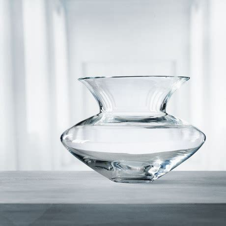 Rosendahl Vase by Rosendahl Vases Exquisite Glass Touch Of Modern