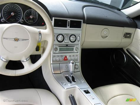 Chrysler Crossfire Interior by 2005 Chrysler Crossfire Limited Roadster Interior Photo