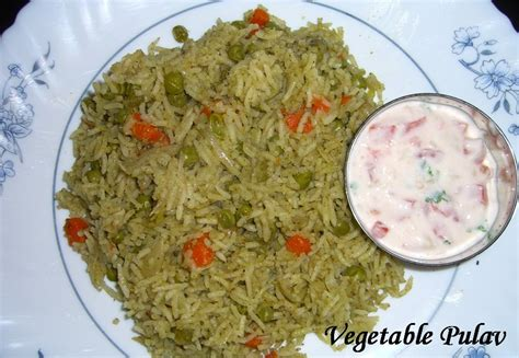 Main Dish Casserole - vegetable pulav recipe rice cooked with vegetables and spices by sarita bhandarkar ifood tv