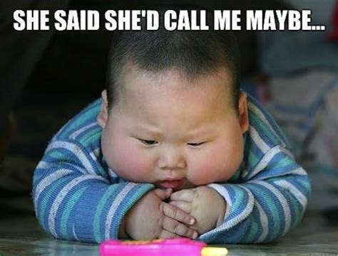 Baby Phone Meme - the funniest call me maybe memes