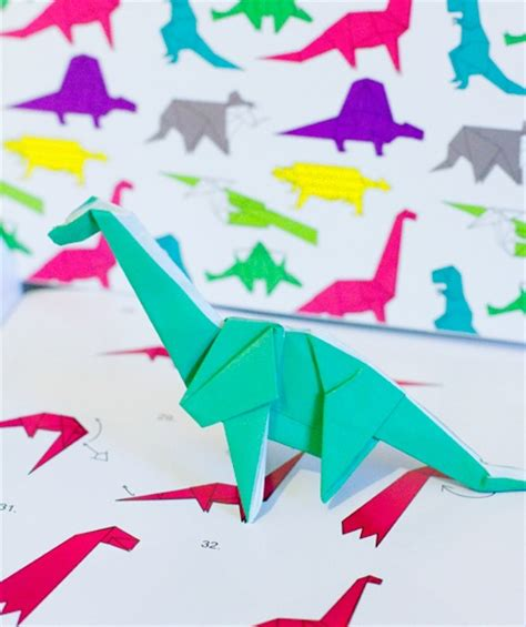 dinosaur origami set 41 best dino project inspiration images on
