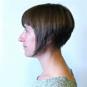 bobbed haircut with shingled npae cortes de pelo corto una forma de actualizar tu look