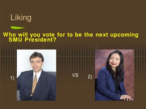 Smu Vs Nus Mba by Power Politics And Persuasion