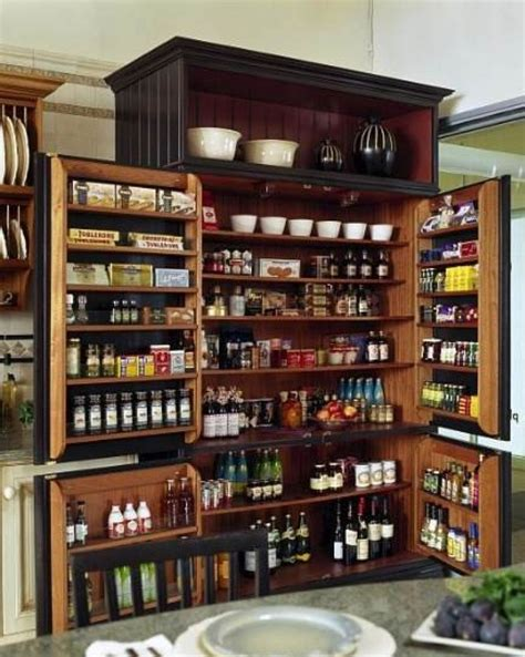 Kitchen Designs Classic Cupboard Kitchen Cabinet Storage Kitchen Pantry Furniture