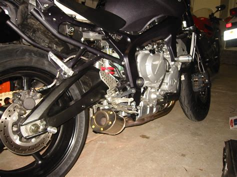 Real Swing by 2007 Fz6 Has A Real Swingarm Page 5 Sportbikes Net