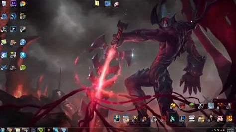 How to make the League of Legends Login Video Your