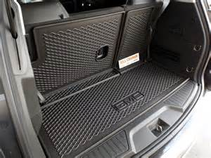 Cargo Mat For 2012 Gmc Acadia Gmc Acadia Parts And Accessories Car Interior Design