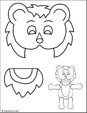 animal puppet templates make a paper bag puppet for your sponsored child this