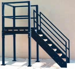 Prefabricated Steel Stairs by Prefabricated Stair Landings