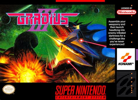 Radius by Gradius Iii Game Giant Bomb