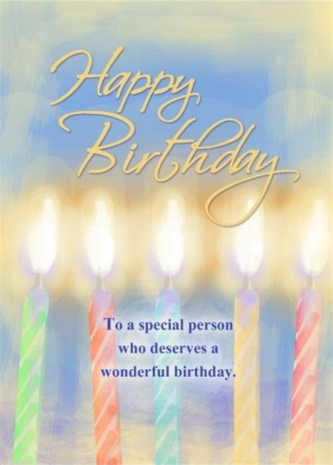 Happy Birthday Quotes For Someone Special Happy Birthday To Someone Special Pictures Photos And