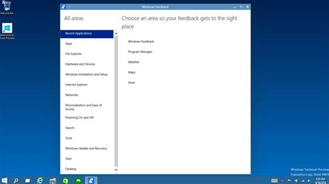 install windows 10 insider preview how to install windows 10 technical preview via windows
