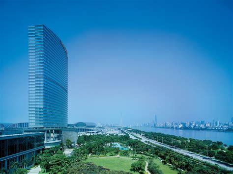 shangri la hotel guangzhou guangzhou china