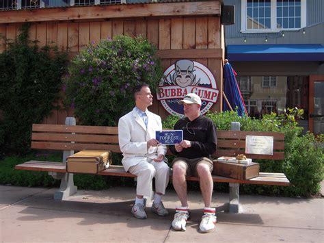 forrest gump bench forrest gump bench