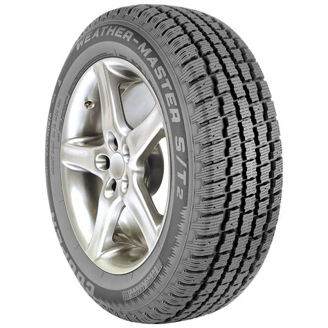 cooper weathermaster st   bw winter tire automotive tires wheels tires