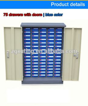 Steel Parts Cabinet 75 Drawer Laci Industry Office Shuter St1 575 multi 48 drawers 75 drawers metal drawer cabinet with doors or without doors buy 40 plastic