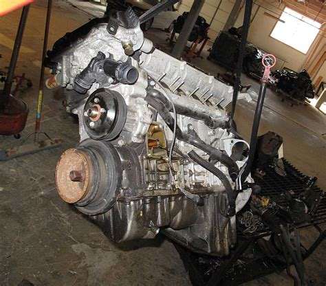 bmw engine assembly bmw e46 325i z4 2 5i m54 2 5l 6 cylinder engine assembly