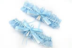 blue garter personalised wedding garters australia blue