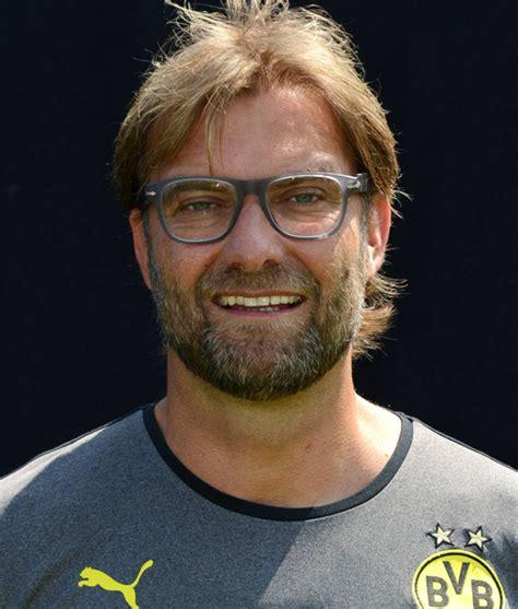 Lebenslauf Jurgen Klopp J 252 Rgen Klopp Borussia Dortmund 1 Bundesliga