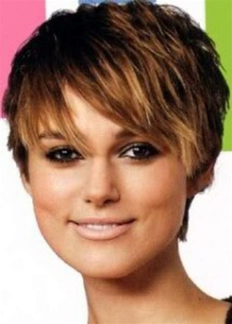 hairstyles that thin the face hairstyles for short hair round face