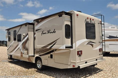 four winds motor home class c rv sales 19 floorplans 2017 thor motor coach rv four winds 29g class c rv for