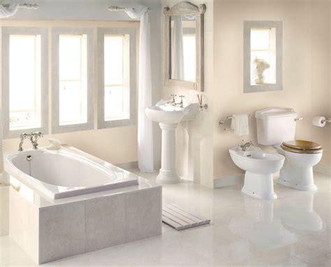 Klassische Badezimmer by Nostalgie Bidet Becken Nouveau Classic