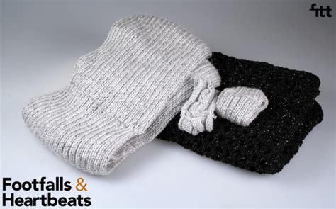 tight knit footfall and heartbeats tight knit