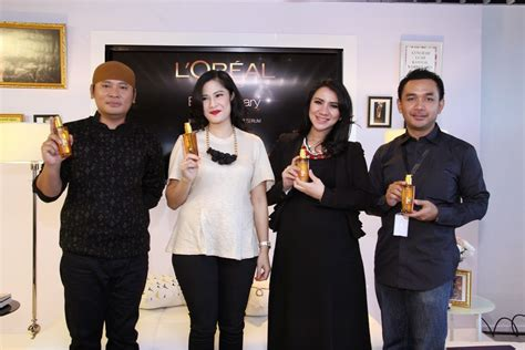 L Oreal Extraordinary Harga Review l oreal extraordinary launch event ofisu redii