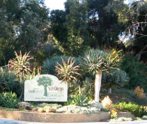 Quail Botanical Gardens Free Tuesday San Diego Botanical Garden Quail Botanical Garden San Diego Botanic Garden