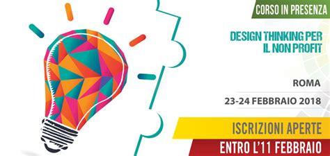 design thinking non profit design thinking per il non profit vis volontariato