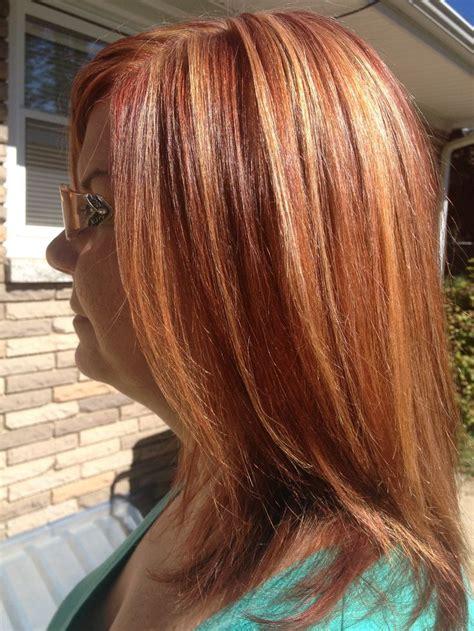 copper blonde hair color pictures 40 fresh copper blonde hair colour hairstyles hairstylo
