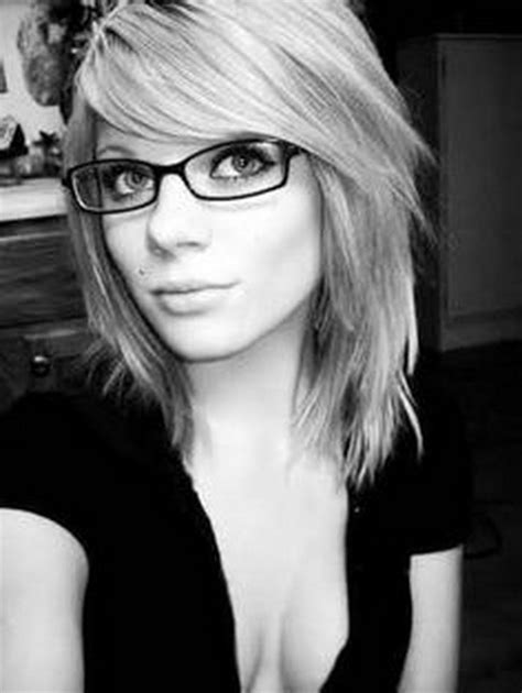 hairstyles with glasses 2013 short hairstyles for women with glasses
