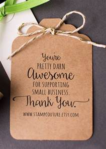 Thank You For Shopping With Us Template by 25 Best Ideas About Business Thank You Cards On