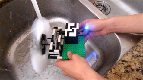 faucet power science project how to generate electricity