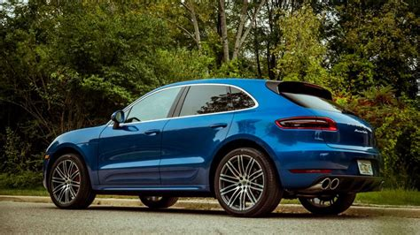 2017 porsche macan turbo 2017 porsche macan turbo with performance package review