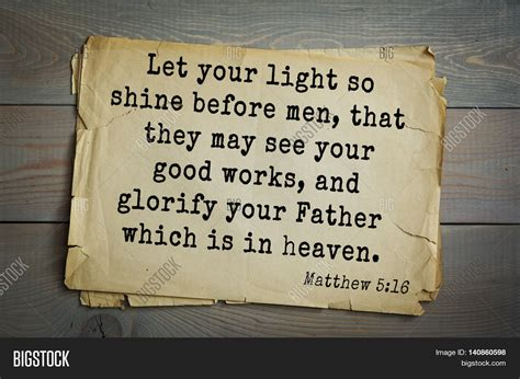 Let Your Light Shine Bible Verse by Top 500 Bible Verses Let Your Light So Shine Before