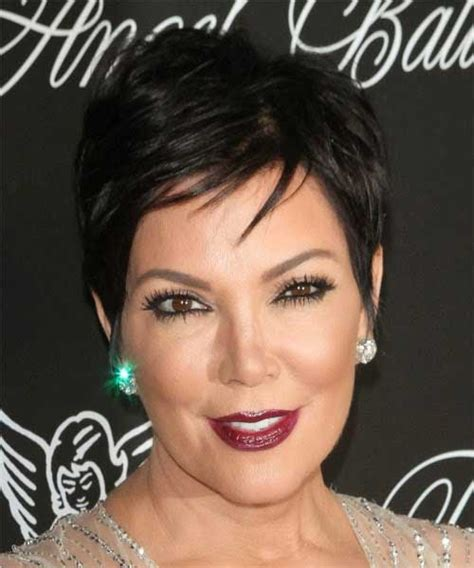 kris jenner hair 2015 28 short straight casual hairstyles short hairstyles