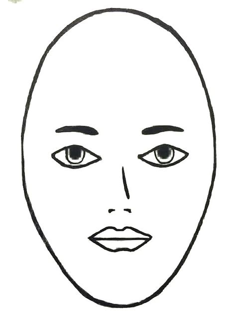 oval shaped heads how to measure to determine your face shape
