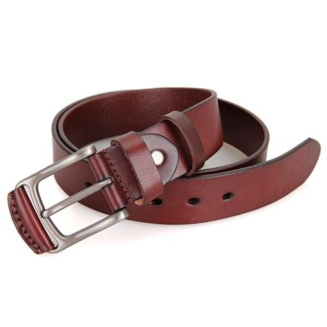 Handmade Belt - vegetable handmade leather belt