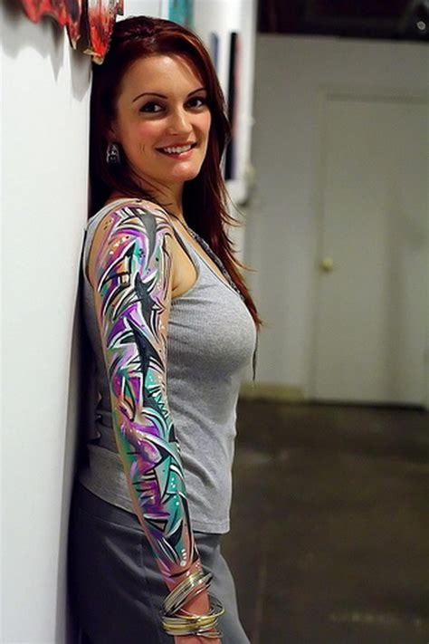 girl tattoo sleeves variety of sleeve tattoos design inspirebee