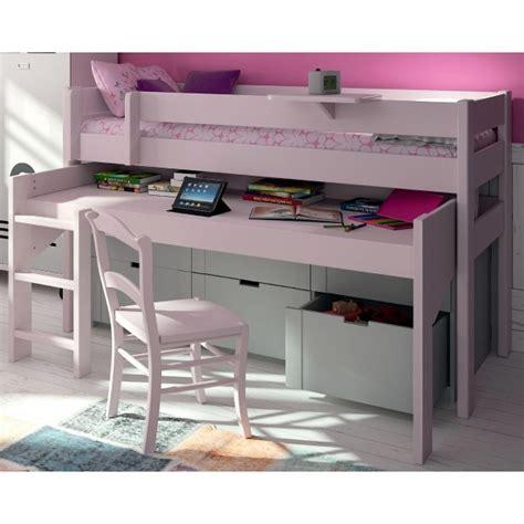 lit enfant bureau lit compact sur 233 lev 233 bureau roulant et caissons