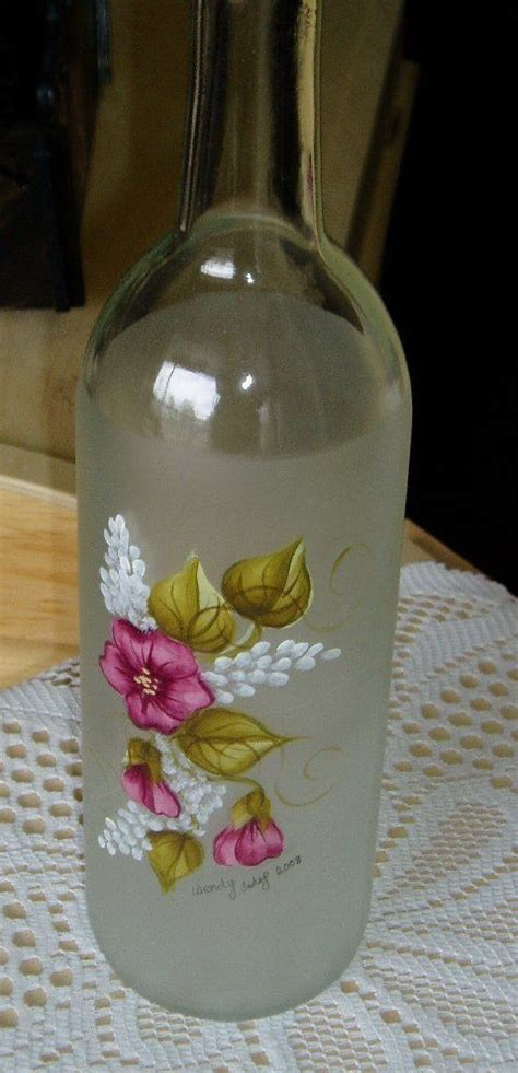 148 best images about creative things to do with empty wine bottles on pinterest bottle vase