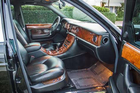 bentley 2000 interior 2000 bentley arnage red label turbo sedan 184904