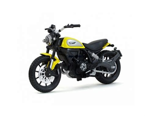 Rc Scramble Motorcycle maisto 1 18 ducati scrambler motorcycle bike diecast model new in box free shipping gt newest