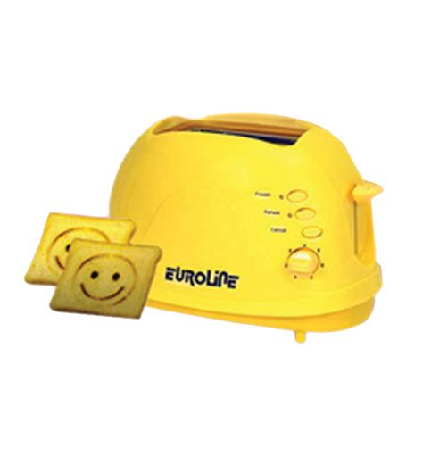 Smiley Toaster euroline smiley 2 slice pop up toaster by euroline toasters appliances pepperfry